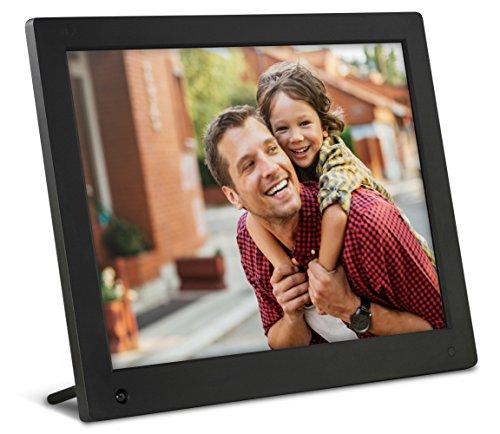 NIX Advance – 8-Zoll-Digital-Foto und HD-Video (720p) Rahmen