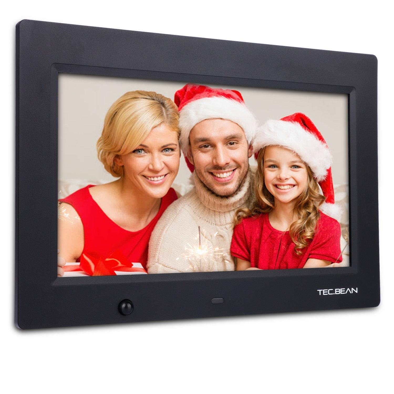 TEC.BEAN 10.1-Zoll 16G HD Digitaler Bilderrahmen